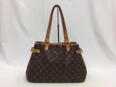 "Photo1: Auth Louis Vuitton Monogram Batignolles Horizontal Shoulder tote bag 0F170050n"" (1)"