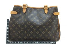 "Photo2: Auth Louis Vuitton Monogram Batignolles Horizontal Shoulder tote bag 0F170050n"" (2)"