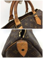 "Photo12: Auth Louis Vuitton Monogram Speedy 35 Hand Bag Vintage 0F170060n"" (12)"