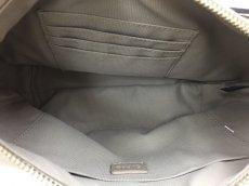 "Photo5: Auth FURLA Metallic Silver color Leather 2 way shoulder hand bag 57010417n"" (5)"