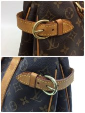 "Photo11: Auth Louis Vuitton Monogram Batignolles Horizontal Shoulder tote bag 0F170050n"" (11)"