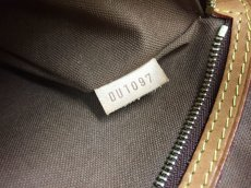 "Photo7: Auth Louis Vuitton Monogram Batignolles Horizontal Shoulder tote bag 0F170050n"" (7)"