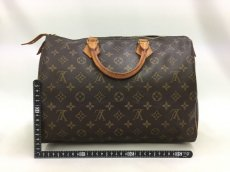 "Photo2: Auth Louis Vuitton Monogram Speedy 35 Hand Bag Vintage 0F170060n"" (2)"