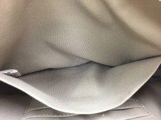 "Photo6: Auth FURLA Metallic Silver color Leather 2 way shoulder hand bag 57010417n"" (6)"