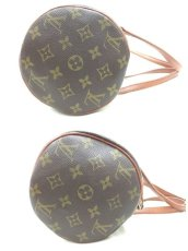 "Photo11: Auth Louis Vuitton Monogram Papillon 30 hand bag with JUNK Pouch 0F180010n"" (11)"