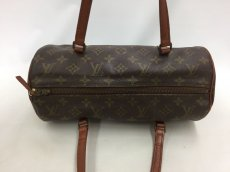 "Photo5: Auth Louis Vuitton Monogram Papillon 30 hand bag with JUNK Pouch 0F180010n"" (5)"