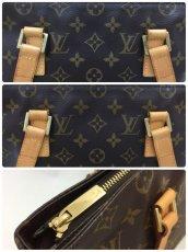 """Photo10: Auth Louis Vuitton Monogram Cabas Piano Shoulder bag 0F230070n"""" (10)"""