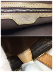 """Photo11: Auth Louis Vuitton Monogram Cabas Piano Shoulder bag 0F230070n"""" (11)"""