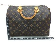 """Photo2: Auth Louis Vuitton Monogram Speedy 30 Hand Bag Vintage 0F230210n"""" (2)"""