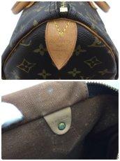 """Photo12: Auth Louis Vuitton Monogram Speedy 35 Hand Bag Vintage 0G020080n"""" (12)"""