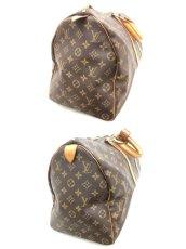 "Photo9: Auth Louis Vuitton Vintage Monogram Keepall 50 Travel Hand Bag 0G090020n"" (9)"