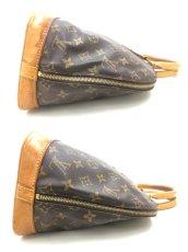 "Photo8: Auth Louis Vuitton Vintage Monogram Alma Hand Bag 0G090170n"" (8)"
