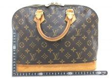 "Photo2: Auth Louis Vuitton Vintage Monogram Alma Hand Bag 0G090170n"" (2)"