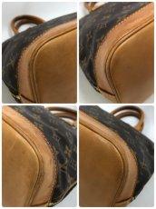 "Photo9: Auth Louis Vuitton Vintage Monogram Alma Hand Bag 0G090170n"" (9)"