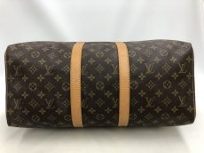 "Photo3: Auth Louis Vuitton Vintage Monogram Keepall 50 Travel Hand Bag 0G090020n"" (3)"