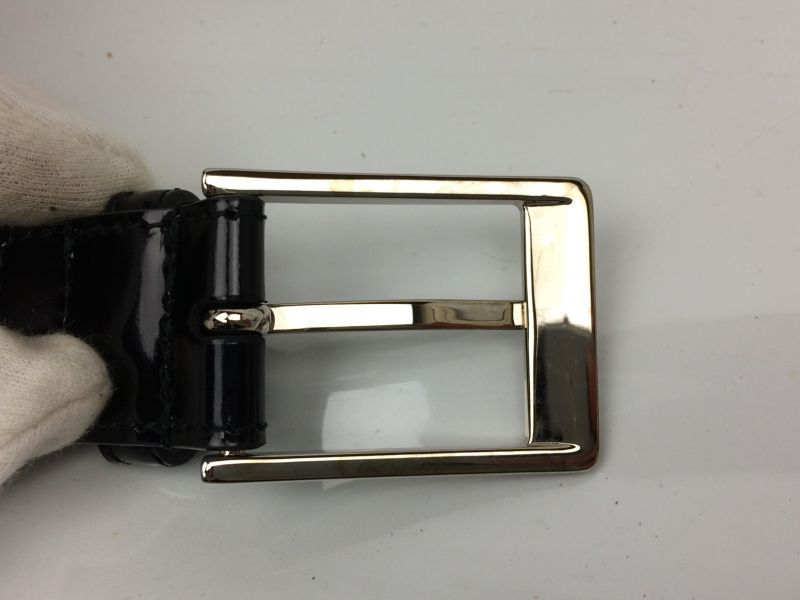 4a1632eac2d Auth Gucci Black Belt for Men UNUSED 7H070060m - Tokyo Vintage Store