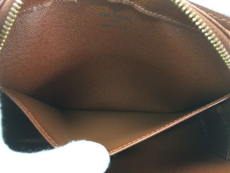 5158df81af05 Auth Louis Vuitton Monogram Brown Orsay Clutch Bag 8C220050t - Tokyo ...