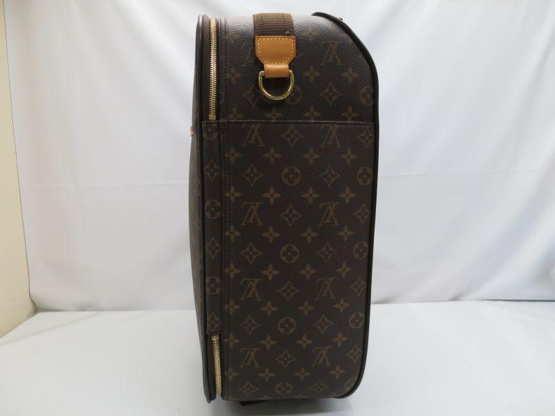 f88d76cd5 Photo4: Auth Louis Vuitton Monogram Trolley 45 Bosphore Travel Carry bag  8K080070n (4)
