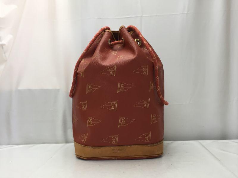 Photo1:  Auth Louis Vuitton Saint Tropez  America's Cup Shoulder Bag 9E120090F (1)