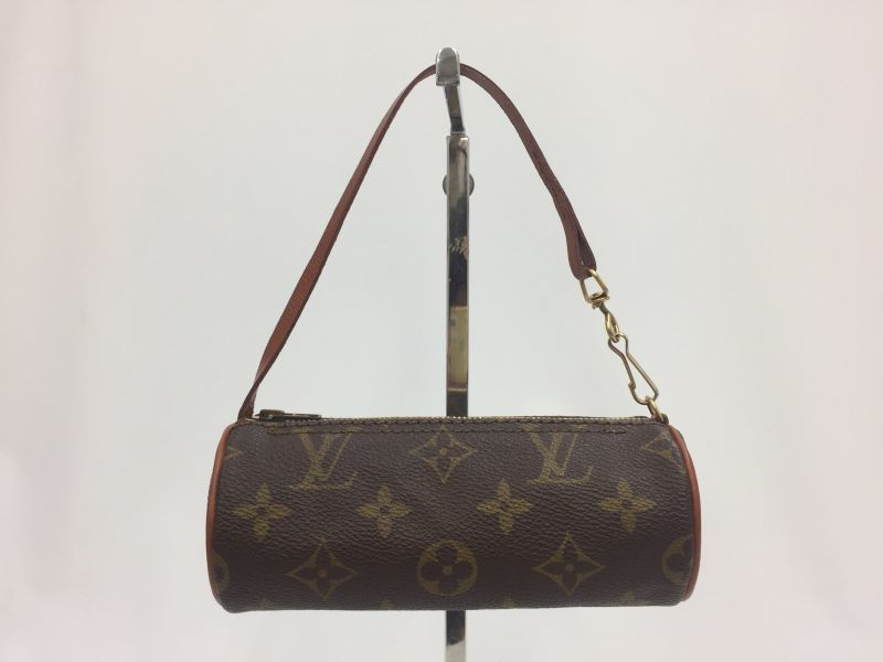 Photo1: Auth Louis Vuitton Monogram Accessory Pouch for Papillon Vintage 9L050210n (1)