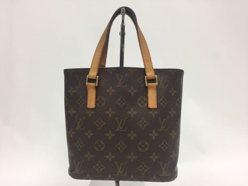 Photo1: Auth Louis Vuitton Monogram Vavin PM Hand bag Vintage 9L050290n (1)
