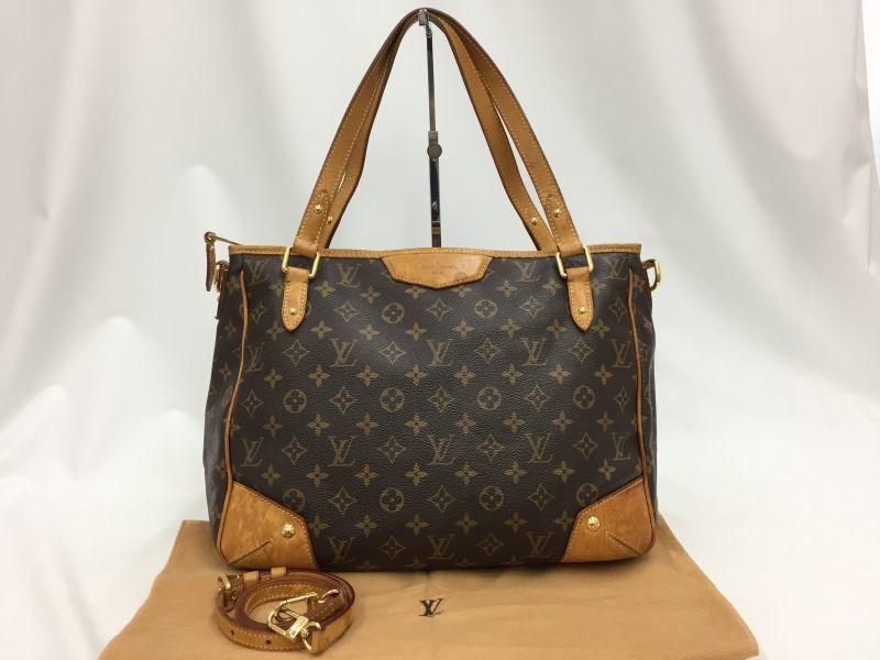 """Photo1: Auth Louis Vuitton Monogram Estrela MM M41232 2 way Shoulder bag 0C220070n"""" (1)"""