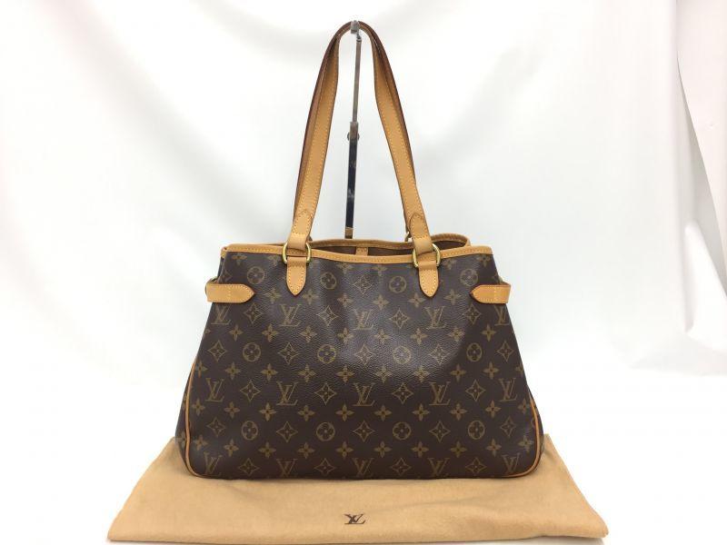 "Photo1: Auth Louis Vuitton Monogram Batignolles Horizontal Tote Shoulder bag 0E120020n"" (1)"