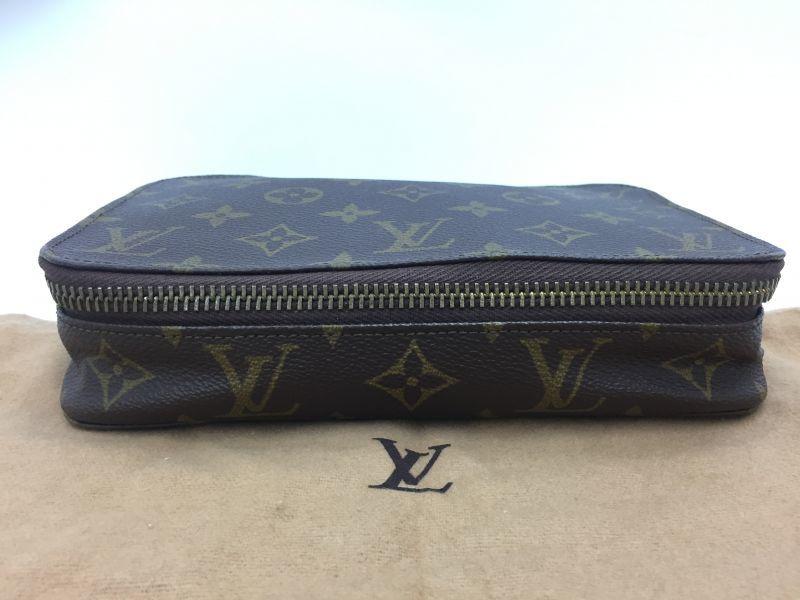 "Photo1: Auth Louis Vuitton Monogram Monte Carlo Jewelry Case box vintage  0E120110n"" (1)"