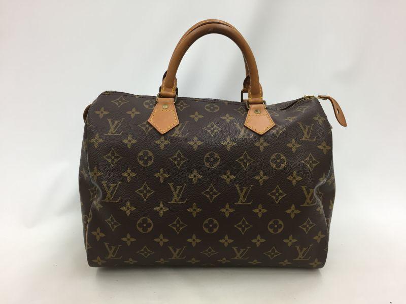 """Photo1: Auth Louis Vuitton Monogram Speedy 30 Hand Bag Vintage 0F180040n"""" (1)"""