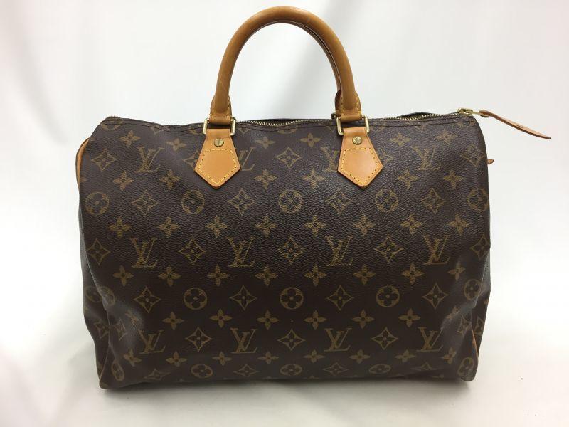 """Photo1: Auth Louis Vuitton Monogram Speedy 35 Hand Bag Vintage 0F180060n"""" (1)"""