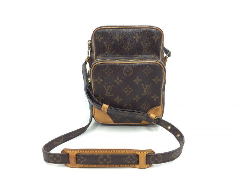 """Photo1: Auth Louis Vuitton Monogram Amazon Shoulder bag Vintage 0F180080n"""" (1)"""