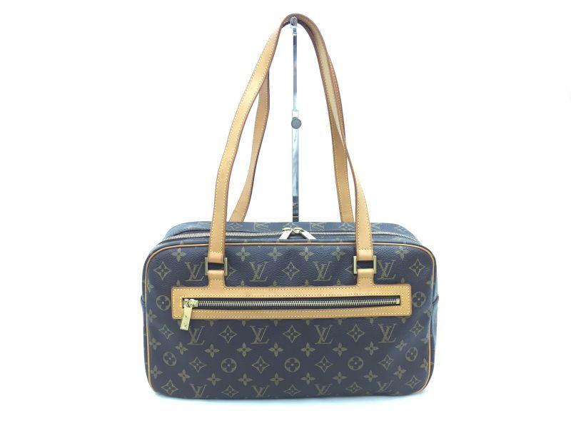 """Photo1: Auth Louis Vuitton Monogram Cite GM Shoulder bag 0F230060n"""" (1)"""