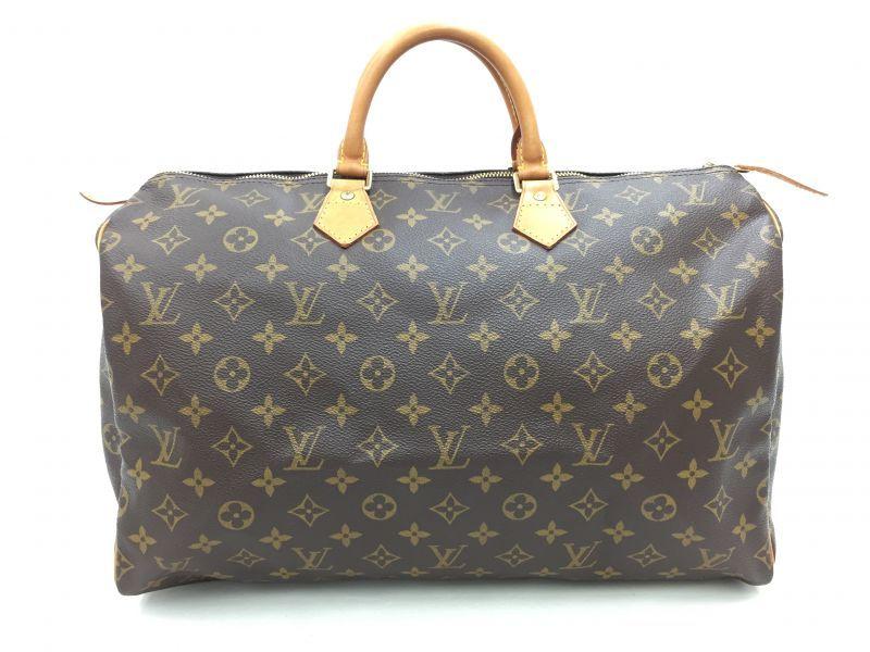 """Photo1: Auth Louis Vuitton Monogram Speedy 40 Hand Bag Vintage 0F230160n"""" (1)"""