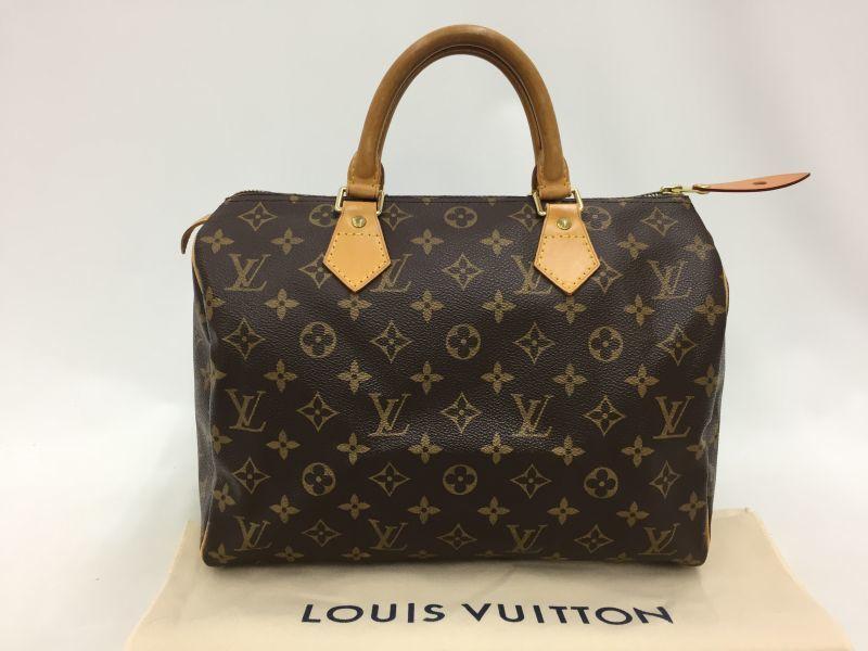 """Photo1: Auth Louis Vuitton Monogram Speedy 30 Hand Bag Vintage 0F230210n"""" (1)"""