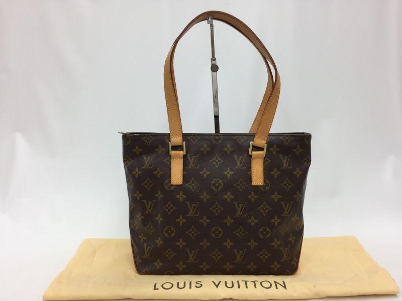 """Photo1: Auth Louis Vuitton Monogram Cabas Piano Shoulder bag 0F230070n"""" (1)"""