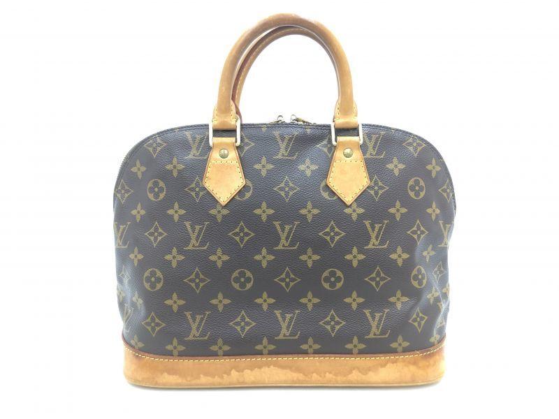 "Photo1: Auth Louis Vuitton Vintage Monogram Alma Hand Bag 0G090170n"" (1)"