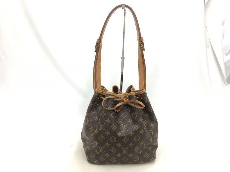 """Photo1: Auth Louis Vuitton Vintage Monogram Petit Noe Shoulder bag  0G090060n"""" (1)"""