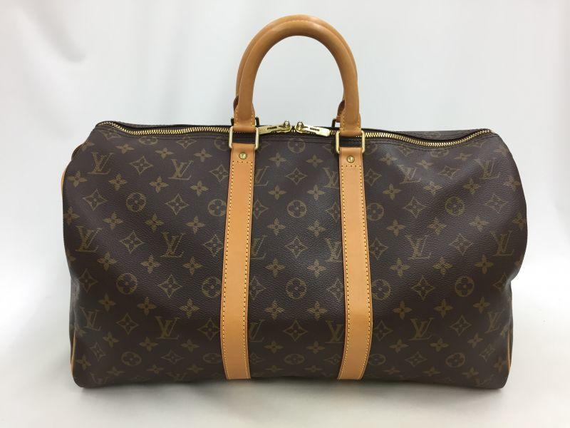 "Photo1: Auth Louis Vuitton Monogram Vintage Keepall 45 Travel Hand Bag  0G150030n"" (1)"