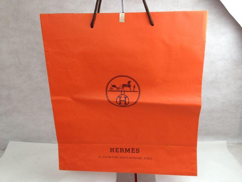 Auth Hermes Paper Bag 11 Set Whole